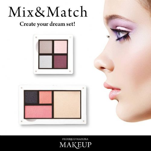 Federico Mahora Mix & Match Eyeshadow Inserts